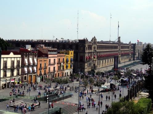002 México DF Centro