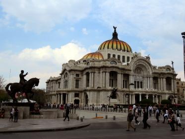 006 Palacio de Bellas Artes