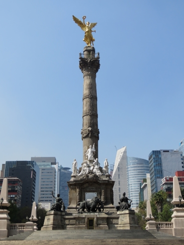 007 Ángel de la Independencia